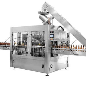 Craft Beer Glass Bottling Line