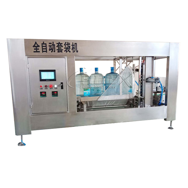 Automatic Bag Lifting Machine For 5 Gallon Water Bottle