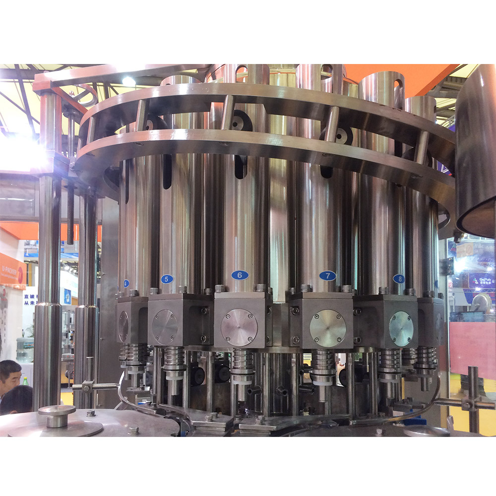 10L Soybean Oil Bottling Production Line / Machine