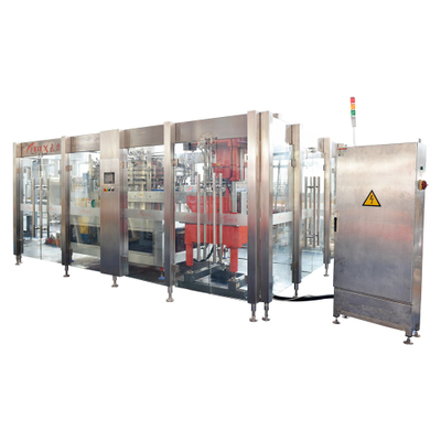 Carbonated Drink Can Filling Machine