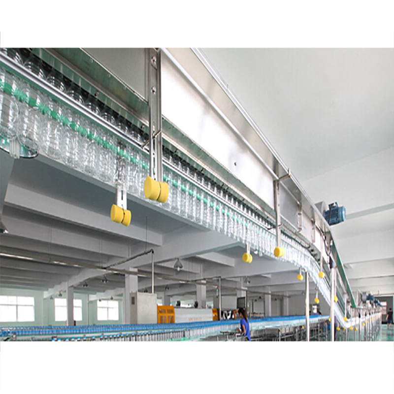 Automatic Frequency Control Air Conveyor For Empty Bottles