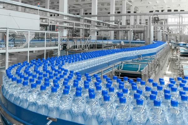 Bottled Water Consumption Grows Rapidly