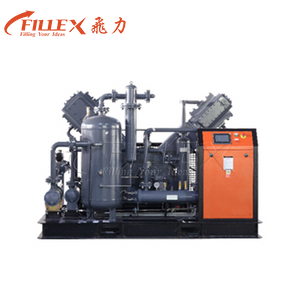 High Pressure Screw Booster Air Compressor