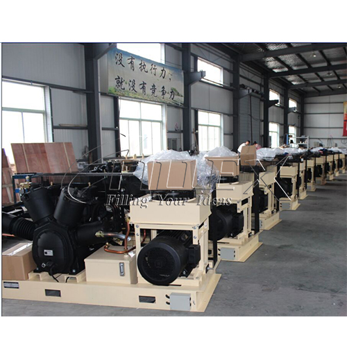 High Pressure Screw Type Air Compressor