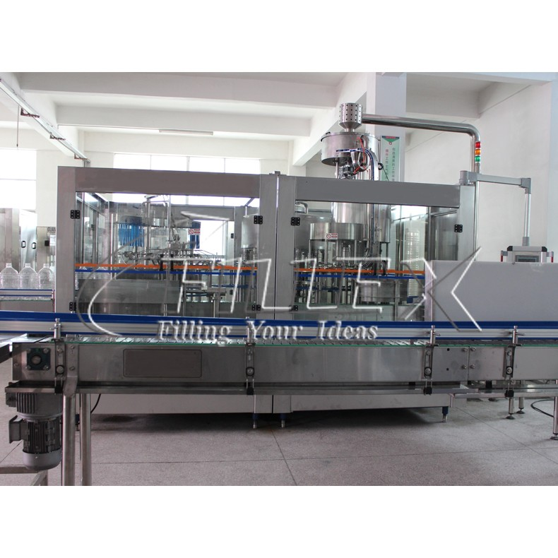 Monobloc Drink Water Filling Machine Production Line