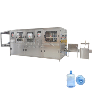 Fully Automatic 20L Gallon Water Bottling Production Line