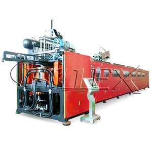 automatic 0.3-2L Hot Fill Bottle Blow Moulding Machine