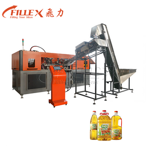 Full Automatic Servo Type 4cavity 6000BPH Water Bottle Blow Moulding Machine