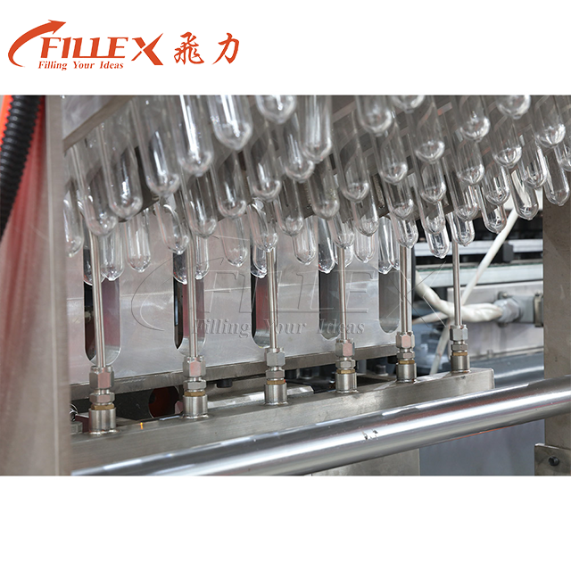 Full Electric 12 Cavity 24000bph Rotary Heating PET Bottle Blow Moulding Machine