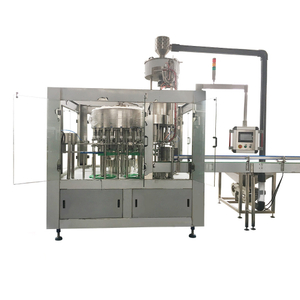 Oil & Viscous Fluid Filling Machine (Weighting Filling)