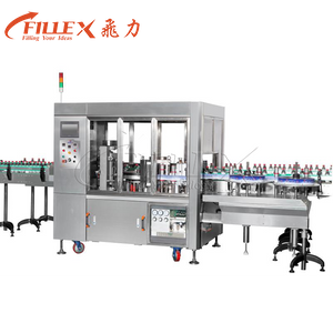 Linear Type 12000BPH OPP BOPP Hot Glue Labeling Machine