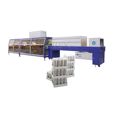 Half Tray Shrink PE Film Wrapping Machine