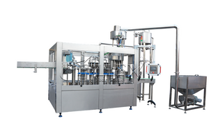 Automatic Drink Water Filling Capping Machine Production Line