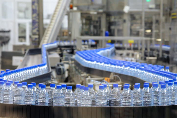 bottle water filling line