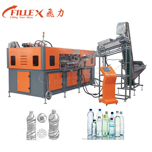 Full Automatic 6Cavity 9000BPH Plastic Bottle Blowing Machine