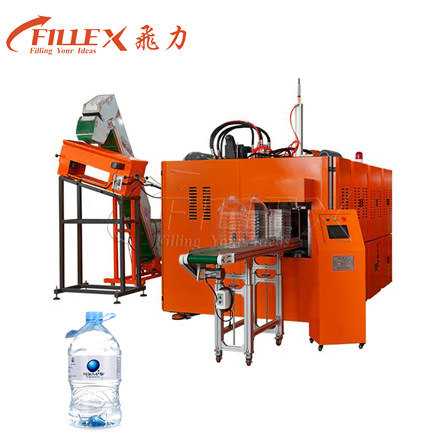 3-10L 2 Cavity PET Bottle Stretch Bottle Blow Moulding Machine